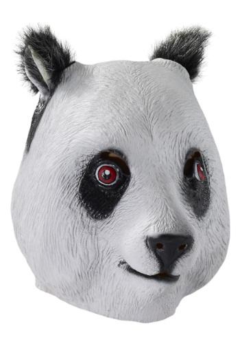 デラックス Latex Panda マスク ハロウィン コスプレ 衣装 仮装 小道具 おもしろい イベント パーティ ハロウィーン 学芸会