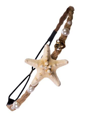 マーメイド 人魚 Starfish Headband クリスマス ハロウィン コスプレ 衣装 仮装 小道具 おもしろい イベント パーティ ハロウィーン 学芸会