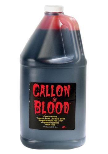 Gallon of Blood ハロウィン コスプレ 衣装 仮装 小道具 おもしろい イベント パーティ ハロウィーン 学芸会