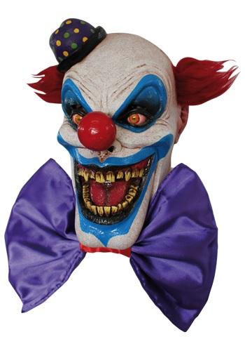 Scary Chompo the ピエロ マスク コスチューム ハロウィン コスプレ 衣装 仮装 小道具 おもしろい イベント パーティ ハロウィーン 学芸会