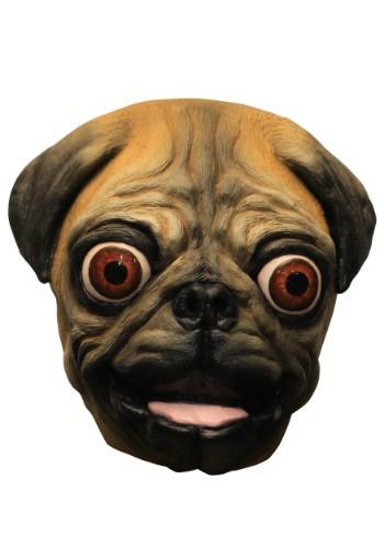 Happy Pug 大人用 マスク クリスマス ハロウィン コスプレ 衣装 仮装 小道具 おもしろい イベント パーティ ハロウィーン 学芸会