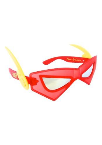 Flash 眼鏡 クリスマス ハロウィン コスプレ 衣装 仮装 小道具 おもしろい イベント パーティ ハロウィーン 学芸会