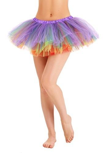 大人用 Rainbow Tutu クリスマス ハロウィン コスプレ 衣装 仮装 小道具 おもしろい イベント パーティ ハロウィーン 学芸会