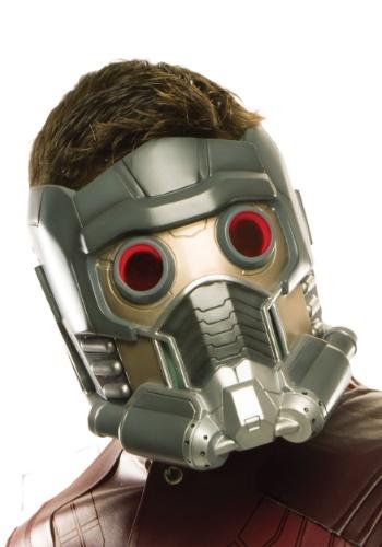 デラックス Star-Lord 大人用 マスク ハロウィン コスプレ 衣装 仮装 小道具 おもしろい イベント パーティ ハロウィーン 学芸会