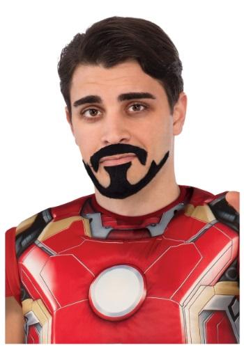 Tony Stark Iron Man Mustache & Goatee クリスマス ハロウィン コスプレ 衣装 仮装 小道具 おもしろい イベント パーティ ハロウィーン 学芸会