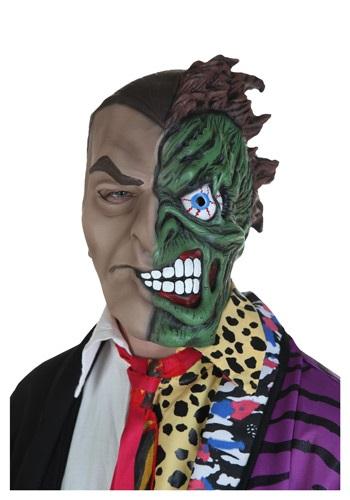 Two-Face マスク ハロウィン コスプレ 衣装 仮装 小道具 おもしろい イベント パーティ ハロウィーン 学芸会