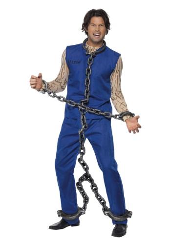 Convict Chains ハロウィン コスプレ 衣装 仮装 小道具 おもしろい イベント パーティ ハロウィーン 学芸会