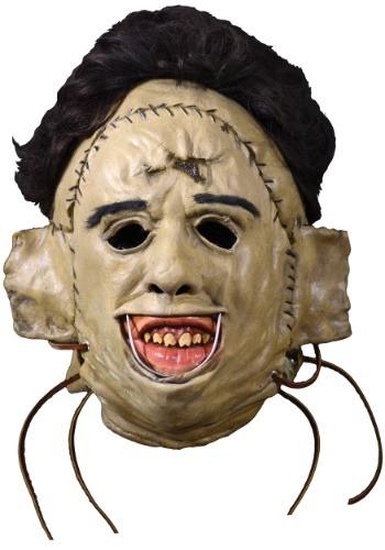 Texas Chainsaw Massacre 1974 Leatherface Killing マスク ハロウィン コスプレ 衣装 仮装 小道具 おもしろい イベント パーティ ハロウィーン 学芸会
