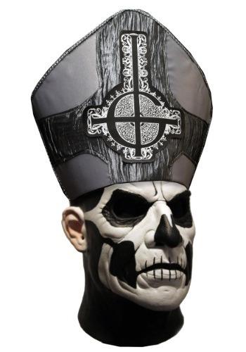 大人用 Ghost Papa II マスク ハロウィン コスプレ 衣装 仮装 小道具 おもしろい イベント パーティ ハロウィーン 学芸会