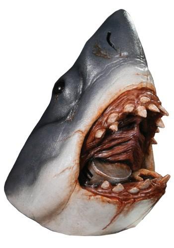 Jaws 大人用 Bruce The Shark マスク ハロウィン コスプレ 衣装 仮装 小道具 おもしろい イベント パーティ ハロウィーン 学芸会