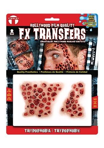 FX Transfer Trypophobia Kit クリスマス ハロウィン コスプレ 衣装 仮装 小道具 おもしろい イベント パーティ ハロウィーン 学芸会
