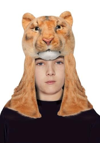 Lioness Hood クリスマス ハロウィン コスプレ 衣装 仮装 小道具 おもしろい イベント パーティ ハロウィーン 学芸会