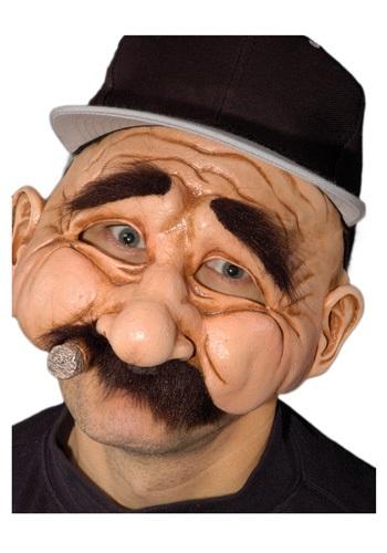 Stan the Man マスク ハロウィン コスプレ 衣装 仮装 小道具 おもしろい イベント パーティ ハロウィーン 学芸会