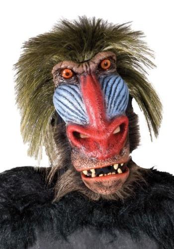 Baboon Monkey 大人用 マスク ハロウィン コスプレ 衣装 仮装 小道具 おもしろい イベント パーティ ハロウィーン 学芸会