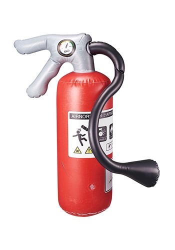 WWE Airnormous Big Bash Prop Fire Extinguisher クリスマス ハロウィン コスプレ 衣装 仮装 小道具 おもしろい イベント パーティ ハロウィーン 学芸会