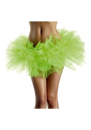 Neon Green Organza Tutu クリスマス ハロウィン コスプレ 衣装 仮装 小道具 おもしろい イベント パーティ ハロウィーン 学芸会