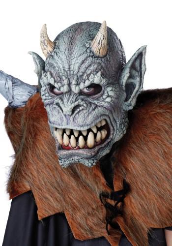 Gargoyle Ani-Motion マスク ハロウィン コスプレ 衣装 仮装 小道具 おもしろい イベント パーティ ハロウィーン 学芸会