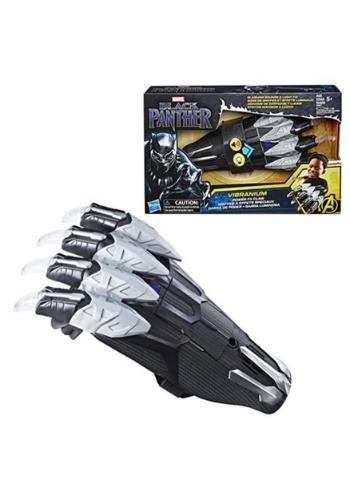 ブラック Panther Vibranium PowerFX Claw ハロウィン コスプレ 衣装 仮装 小道具 おもしろい イベント パーティ ハロウィーン 学芸会