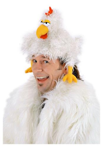 The Clucker 帽子 ハット クリスマス ハロウィン コスプレ 衣装 仮装 小道具 おもしろい イベント パーティ ハロウィーン 学芸会