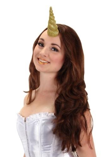 Gold ユニコーン Horn クリスマス ハロウィン コスプレ 衣装 仮装 小道具 おもしろい イベント パーティ ハロウィーン 学芸会