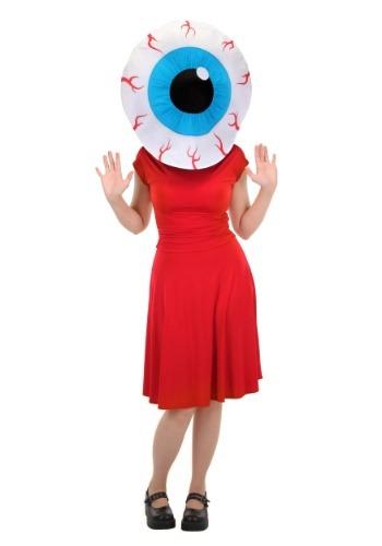 Eyeball マスクOT Head ハロウィン コスプレ 衣装 仮装 小道具 おもしろい イベント パーティ ハロウィーン 学芸会