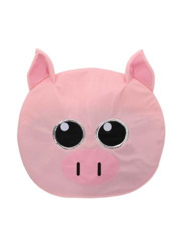 MASKOT Pig Head ハロウィン コスプレ 衣装 仮装 小道具 おもしろい イベント パーティ ハロウィーン 学芸会