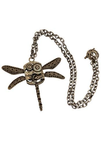 Antique ドラゴンfly Necklace クリスマス ハロウィン コスプレ 衣装 仮装 小道具 おもしろい イベント パーティ ハロウィーン 学芸会