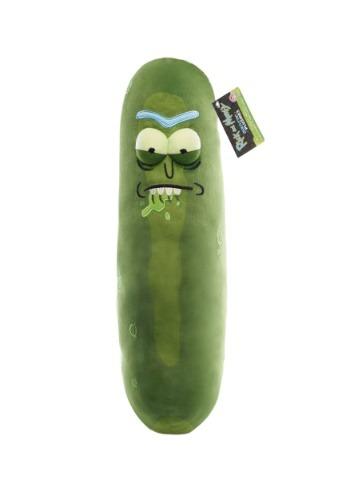 """Galactic Plushies: Rick and Morty- 18\"""" Biting lip Pickle Rick ハロウィン コスプレ 衣装 仮装 小道具 おもしろい イベント パーティ ハロウィーン 学芸会"""