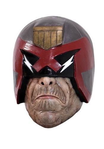 Judge Dredd Helmet クリスマス ハロウィン コスプレ 衣装 仮装 小道具 おもしろい イベント パーティ ハロウィーン 学芸会