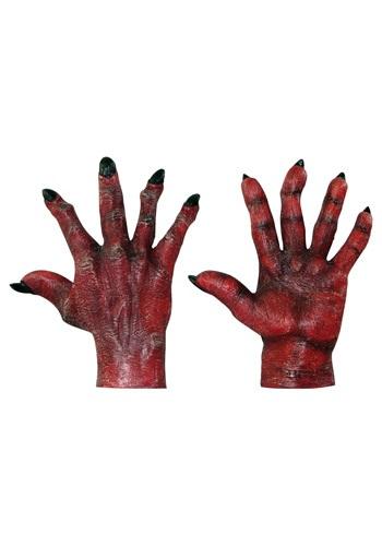 大人用 邪悪な レッド Hands ハロウィン コスプレ 衣装 仮装 小道具 おもしろい イベント パーティ ハロウィーン 学芸会