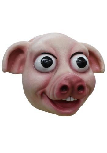 Pudgy Pig 大人用 マスク ハロウィン コスプレ 衣装 仮装 小道具 おもしろい イベント パーティ ハロウィーン 学芸会