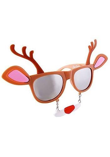 Reindeer's サングラス 眼鏡 クリスマス ハロウィン コスプレ 衣装 仮装 小道具 おもしろい イベント パーティ ハロウィーン 学芸会