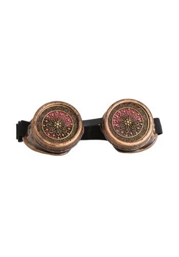 The Steampunk Goggles クリスマス ハロウィン コスプレ 衣装 仮装 小道具 おもしろい イベント パーティ ハロウィーン 学芸会