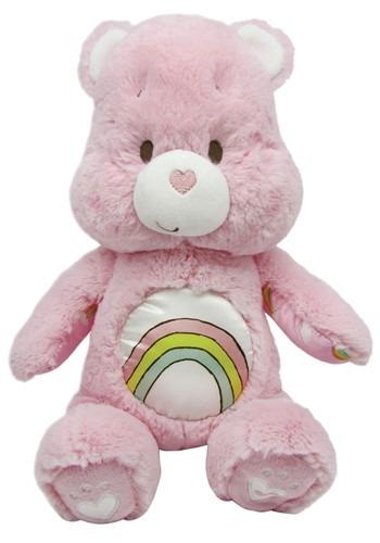 ケアベア Cheer Bear Soother Plush w/ Music & Lights ハロウィン コスプレ 衣装 仮装 小道具 おもしろい イベント パーティ ハロウィーン 学芸会