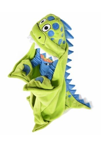 Lazy One 恐竜 Critter キッズ Blanket ハロウィン コスプレ 衣装 仮装 小道具 おもしろい イベント パーティ ハロウィーン 学芸会