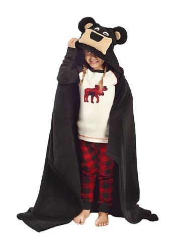 Lazy One Bear Critter キッズ Blanket ハロウィン コスプレ 衣装 仮装 小道具 おもしろい イベント パーティ ハロウィーン 学芸会