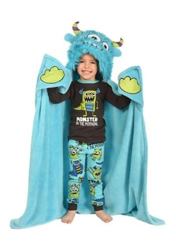 Lazy One Monster Critter キッズ Blanket ハロウィン コスプレ 衣装 仮装 小道具 おもしろい イベント パーティ ハロウィーン 学芸会