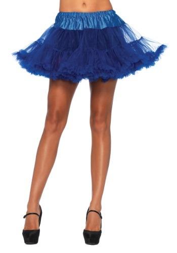 Royal Blue Tulle Petticoat クリスマス ハロウィン コスプレ 衣装 仮装 小道具 おもしろい イベント パーティ ハロウィーン 学芸会
