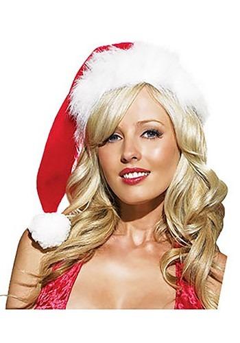 Plush Santa 帽子 ハット クリスマス ハロウィン コスプレ 衣装 仮装 小道具 おもしろい イベント パーティ ハロウィーン 学芸会