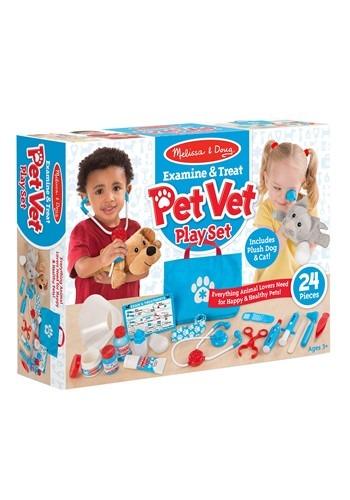 Melissa & Doug Pet Vet Pretend Pay Set ハロウィン コスプレ 衣装 仮装 小道具 おもしろい イベント パーティ ハロウィーン 学芸会