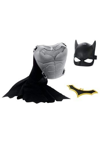 DC バットマン Missions Hero キッズ Roleplay コスチューム Set ハロウィン コスプレ 衣装 仮装 小道具 おもしろい イベント パーティ ハロウィーン 学芸会