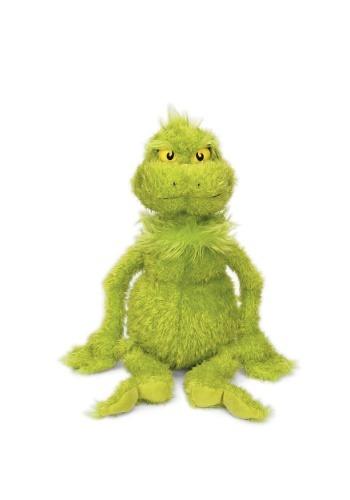"The Grinch 13\"" Stuffed Figure ハロウィン コスプレ 衣装 仮装 小道具 おもしろい イベント パーティ ハロウィーン 学芸会"