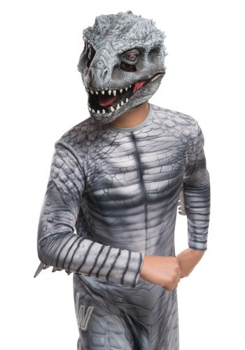 チャイルド Jurassic World Dino 3/4 マスク クリスマス ハロウィン コスプレ 衣装 仮装 小道具 おもしろい イベント パーティ ハロウィーン 学芸会