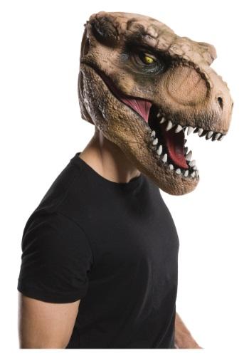 大人用 Jurassic World デラックス T-Rex マスク ハロウィン コスプレ 衣装 仮装 小道具 おもしろい イベント パーティ ハロウィーン 学芸会