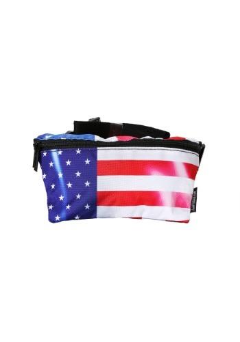 USA Flag Fydelity Fanny Pack クリスマス ハロウィン コスプレ 衣装 仮装 小道具 おもしろい イベント パーティ ハロウィーン 学芸会