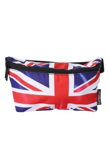 UK Flag Fydelity Fanny Pack クリスマス ハロウィン コスプレ 衣装 仮装 小道具 おもしろい イベント パーティ ハロウィーン 学芸会