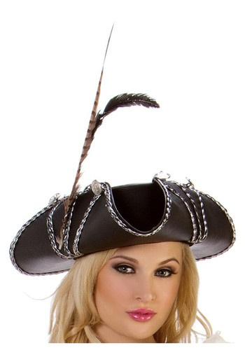 Rogue 海賊 パイレーツ 帽子 ハット ハロウィン コスプレ 衣装 仮装 小道具 おもしろい イベント パーティ ハロウィーン 学芸会