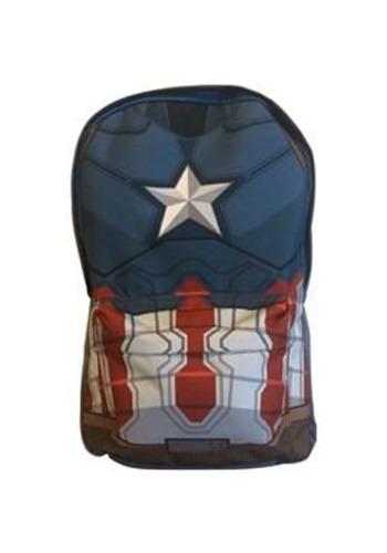アベンジャーズ Captain America Armor Backpack クリスマス ハロウィン コスプレ 衣装 仮装 小道具 おもしろい イベント パーティ ハロウィーン 学芸会