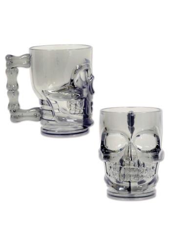 Skull Mug クリスマス ハロウィン コスプレ 衣装 仮装 小道具 おもしろい イベント パーティ ハロウィーン 学芸会