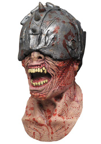 Brutal Waldhar Warrior 大人用 マスク ハロウィン コスプレ 衣装 仮装 小道具 おもしろい イベント パーティ ハロウィーン 学芸会